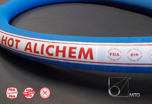ỐNG CAO SU THỰC PHẨM HOT ALICHEM, FDA